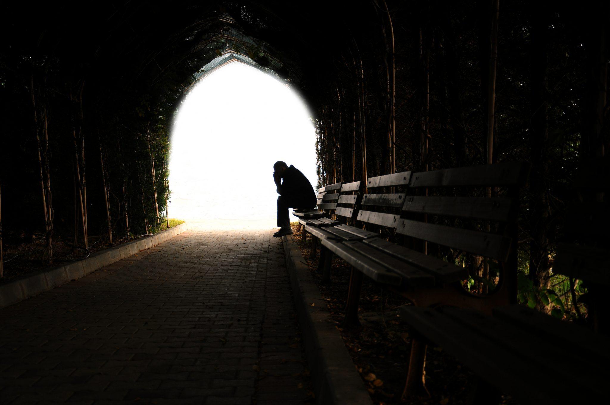 relationship depressed person